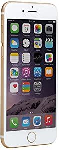 Apple iPhone 6, Gold, 16 GB (Unlocked)