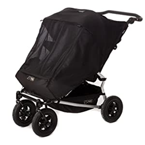 Mountain Buggy Double Duet Sun Cover