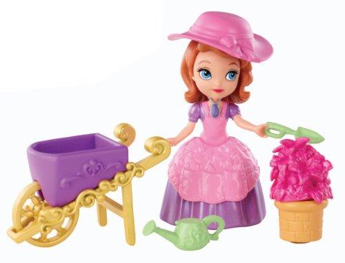 Disney Sofia the First Garden Adventure Sofia Doll Playset