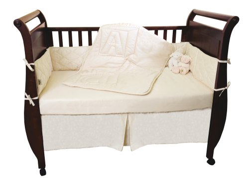Natura Organic 3 Piece Crib Set