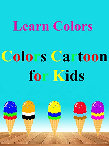 Clip: 1 Learn Colors - Cartoon for Kids