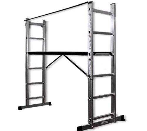 pas cher chelle chafaudage multifonction en aluminium. Black Bedroom Furniture Sets. Home Design Ideas