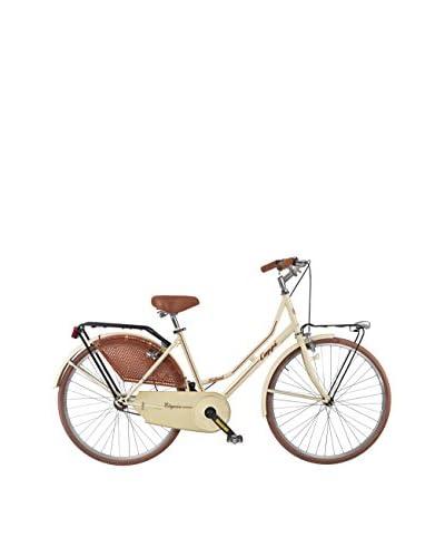 Coppi Bicicleta Holanda Acero Liberty Crema