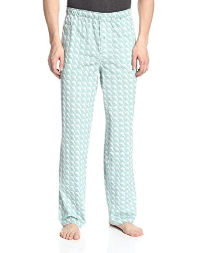 Tommy Bahama Men's Printed Cotton Modal Lounge Pants
