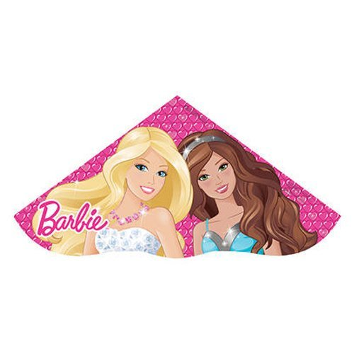 Skydelta 52-inches Poly Delta Kite: Barbie(pack of 2) велосипед двухколёсный навигатор barbie 14 kite тип вн14150к