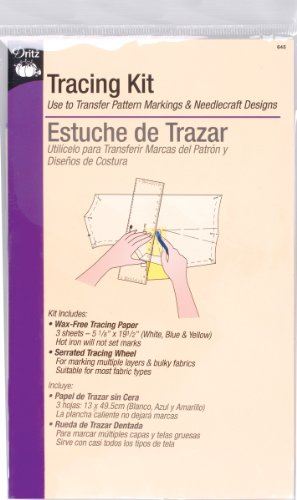 Dritz Tracing Kit (Wax Tracing Paper compare prices)