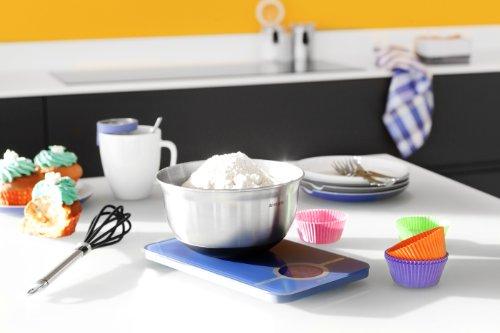 Brabantia 482588 Balance de Cuisine Digitale Gamme Essential Lavande