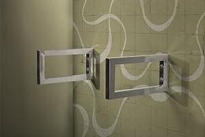 waschbeckenhalterung halter befestigung aufh ngung halterung gestell f r aufsatz waschtische. Black Bedroom Furniture Sets. Home Design Ideas
