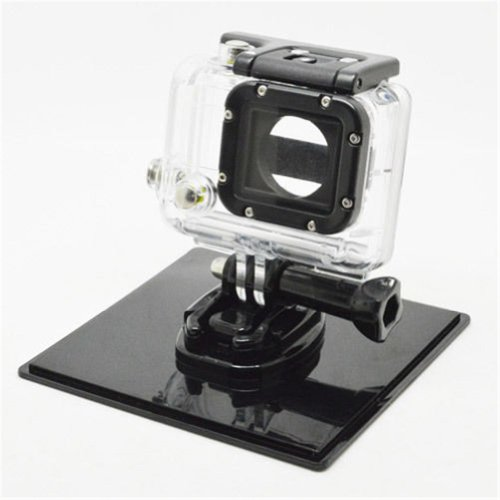 Bluefinger Display Stand For Gopro Hero 3/2/1 With 1X Buckle Basic Mount+1*Screw