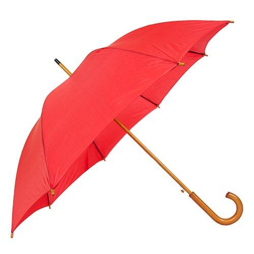 Stromberg Brand Urban Brolly Red Fashion Umbrella