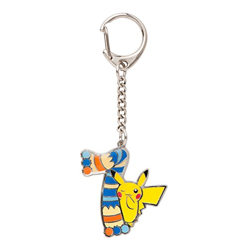 "Pokemon Center Original Keychain ""What's your favorite number?"" [1]"
