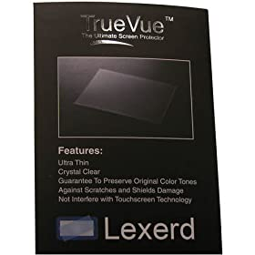 Lexerd - Logitech Squeezebox Duet TrueVue Anti-glare MP3 Screen Protector