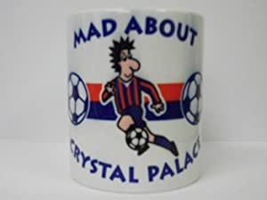 Crystal Palace Football Mug / Cup Sports Memorabilia