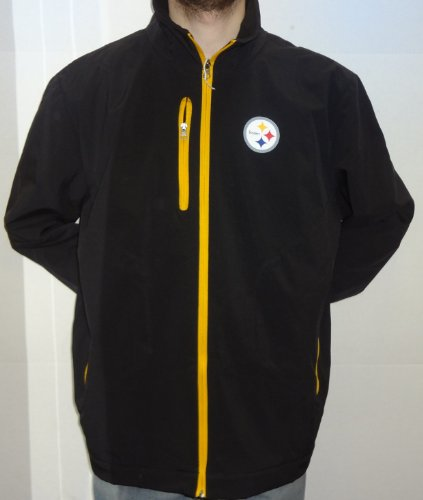 Pittsburgh Steelers Windbreaker at Amazon.com