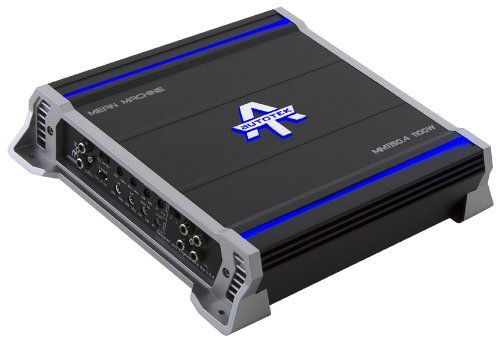 Autotek Mm1550.4 Mean Machine Amplifier