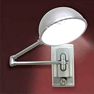 CORDLESS ELECTRIC LED SWING ARM WALL LAMP - Wall Sconces - Amazon.com