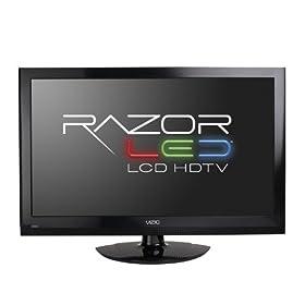 VIZIO E260VP 26 Inch Class Edge Lit Razor LED LCD HDTV