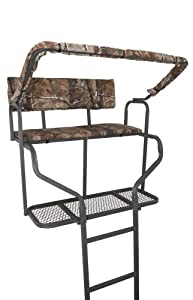 Summit Dual Performer Ladder Stand by Summit Treestands