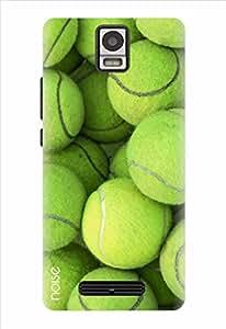 Noise Tennis Balls Printed Cover for XOLO Era