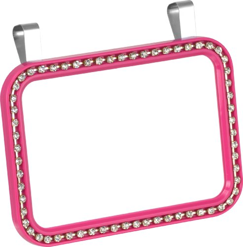 Bell Automotive 22-1-44813-8 'Pink Diamond' Visor Mirror (Diamond Sun Visor compare prices)