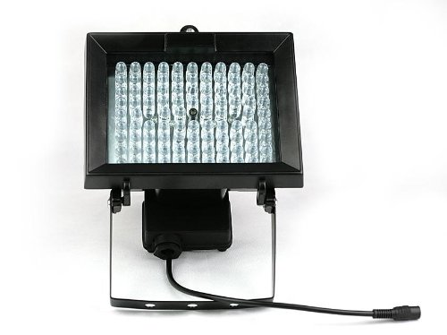 Cmvision Ir100 - 98 Led Indoor/Outdoor Long Range 200-300Ft Ir Illuminator With Free 2A 12Vdc Adaptor