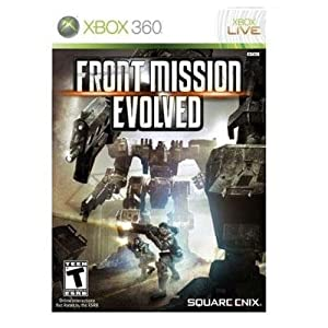 Front Mission Evolved xbox