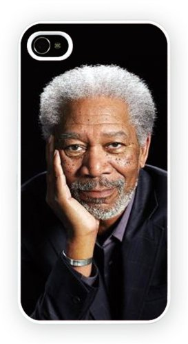 Morgan Freeman B Iconic Male Moviestars, Samsung Galaxy S6 cassa del telefono mobile lucido