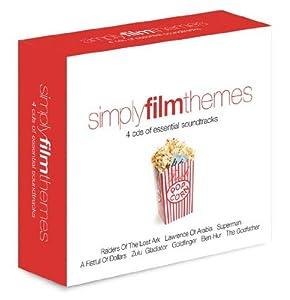 Simply Film Themes (4CD)