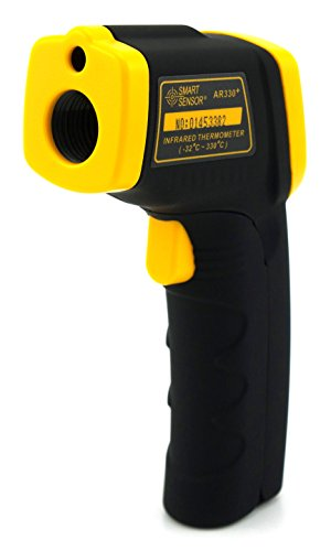 Digital Non-Contact Infrared Thermometer AR330+ Smart Sensor