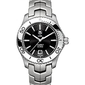 TAG Heuer Men's WJ201A.BA0591 Link Caliber 5 Automatic Watch from TAG Heuer