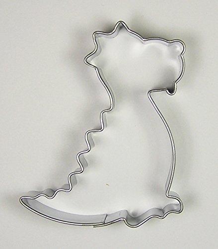 Ausstecher/ Ausstechform Drache 6,5 cm aus Edelstahl