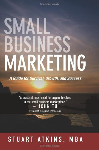 Small Business Marketing: A Guide for Survival Growth and Success