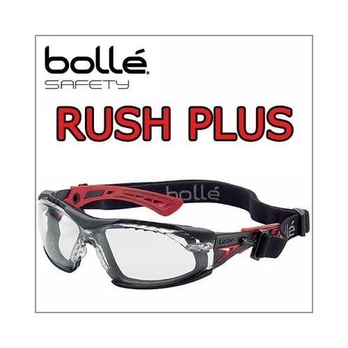 bolle RUSH PLUS サングラス ゴーグル スノボ スキー スポーツ バイク MTB_クリアー