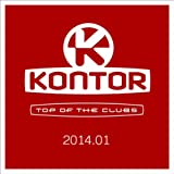 Kontor Top of the Clubs 2014.01