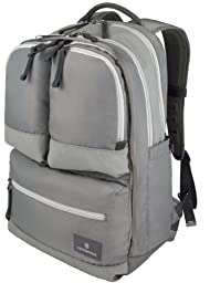 Victorinox Luggage Altmont 3.0 Dual-Compartment Laptop Backpack, Gray, One Size