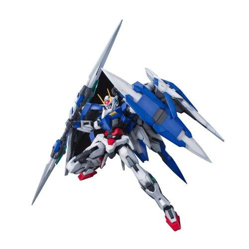 MG 1/100 GN-0000+GNR-010 ダブルオーライザー (機動戦士ガンダム00) 【MGビルダーズパーツキャンペーン特典付き】