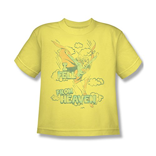 Supergirl I fell from heaven Youth T-Shirt