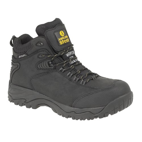 Amblers Steel FS190 Safety Boot / Mens Boots / Boots Safety (8 UK) (Black)