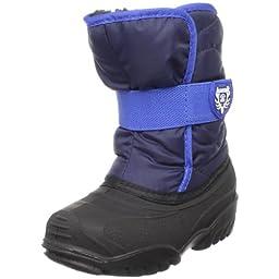 Kamik Snowbug 2 Cold Weather Boot (Toddler),Navy,5 M US Toddler