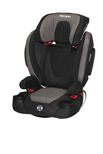 Recaro Performance Booster High Back Booster Car Seat, Dusk front-456288