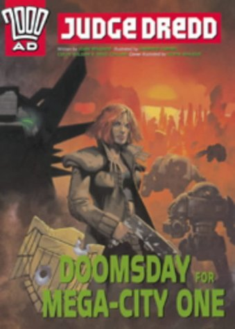 Judge Dredd: Doomsday for Mega-city One by John Wagner (2001-01-15)