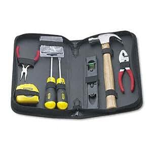 Stanley General Repair Tool Kit in Water-Resistant Black Zippered Case