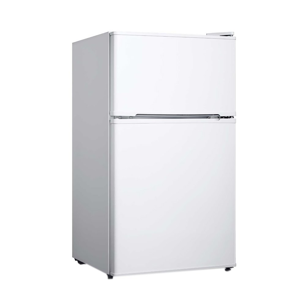 SPT RF-354W 3.5 cu. ft. Double Door Refrigerator, White