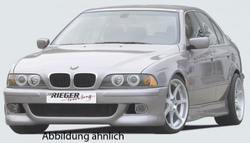 Bmw Genuine Rieger Oem E39 1997-2003 5 Series Sedan Or Touring Gtm Front Bumper front-68596