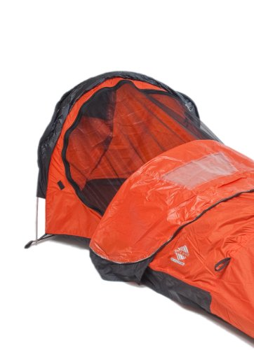 Orange Fabric Shelter : Aqua quest single pole waterproof breathable ultra