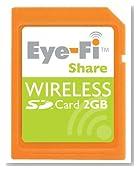 アイファイジャパン Eye-Fi Share SD型ワイヤレスメモリカード 2GB (JPEGのみ転送) EYE-FI-2GB-J