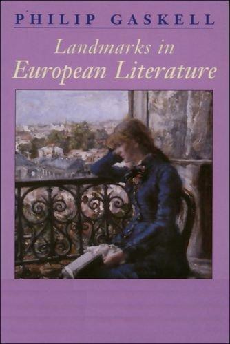 Landmarks in European Literature (Landmarks in Literature)