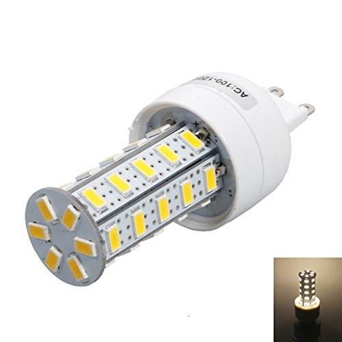Great Value Corn Bulbs G9 7W 36Led Smd5730 3000-3500K Warm White Led Corn Light Bulb (100-120V)