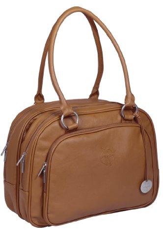 Wickeltasche Tender Multizip Bag, cognac thumbnail