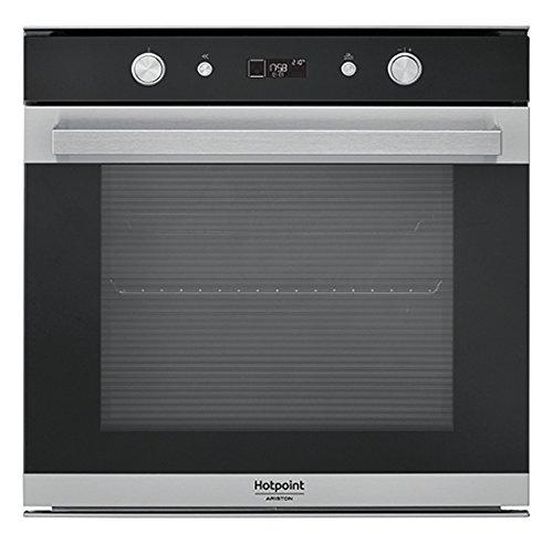 Hotpoint-Ariston FI7 864SHIX Built In oven 60 cm Inox Black Glass